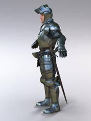 15th century full plate knight 4