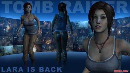 Tomb Raider - Lara is Back