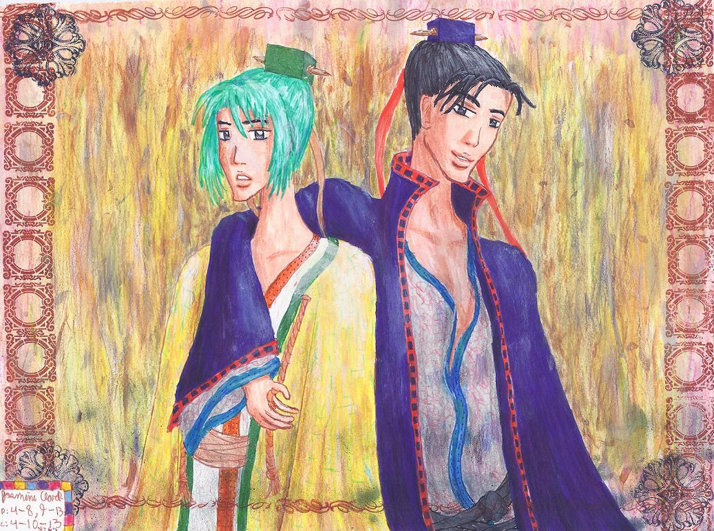 Close Friends by Sachi-pon