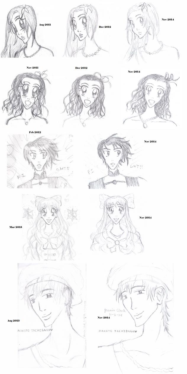 Nov 2014 Improvement Sketches by Sachi-pon