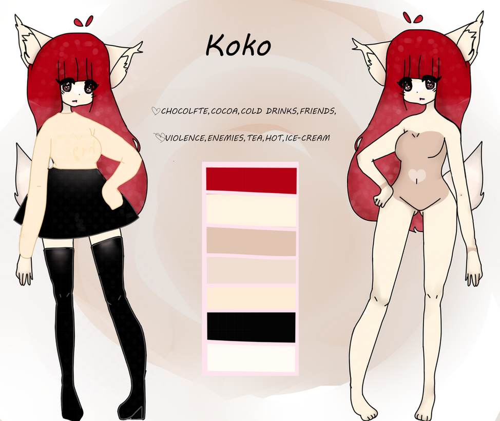 referens Koko 2018 by Kisillol
