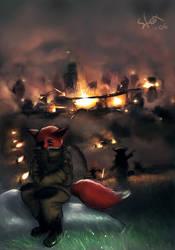 Dystopia by strange-fox