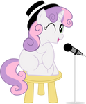 Sweetie Belle: On the Rise to Fame