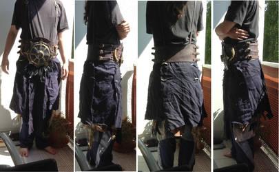[WIP] Battle-skirt + Broadbelt