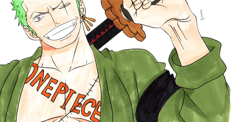 The gallery for --> Zoro After 2 Years