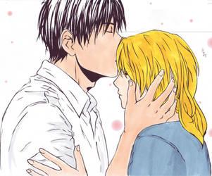 I'm right here for you... (Royai) by IshidaYuki