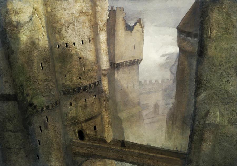 Harenhal by MarcSimonetti