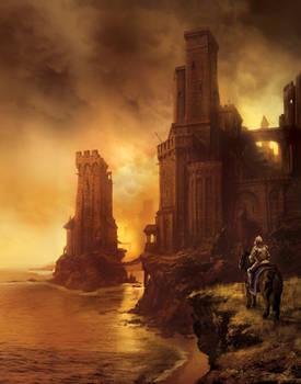 Greyjoy's castle, ASOIAF...