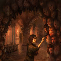 A new face, from a SOIAF 2013 calendar by MarcSimonetti