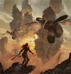 Dust Empire, Nicolas Bouchard