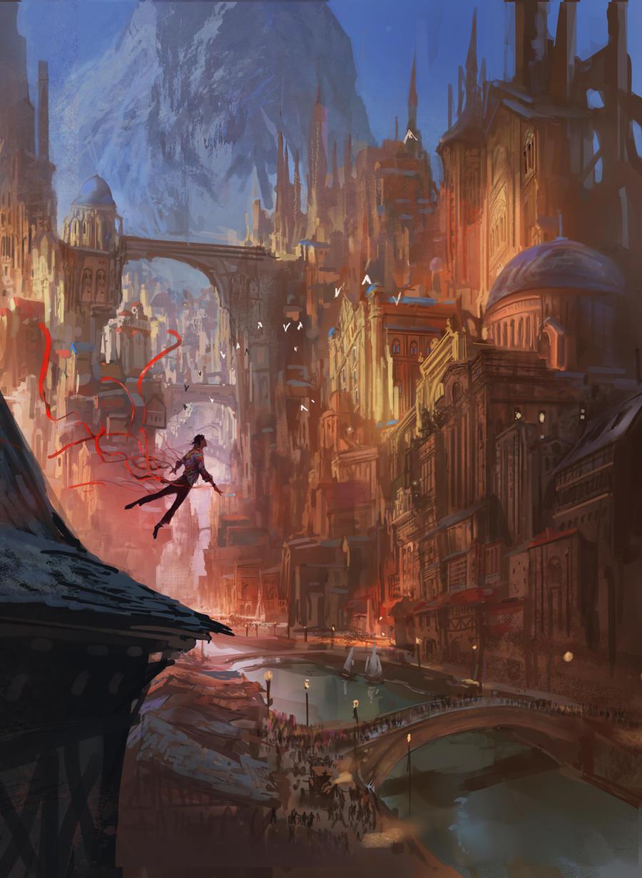 Thunderer by MarcSimonetti