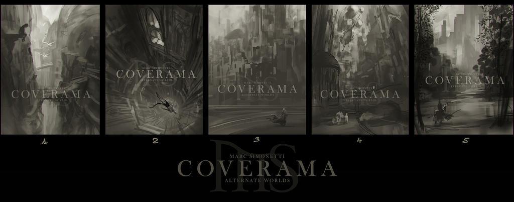 Rough cover-art by MarcSimonetti
