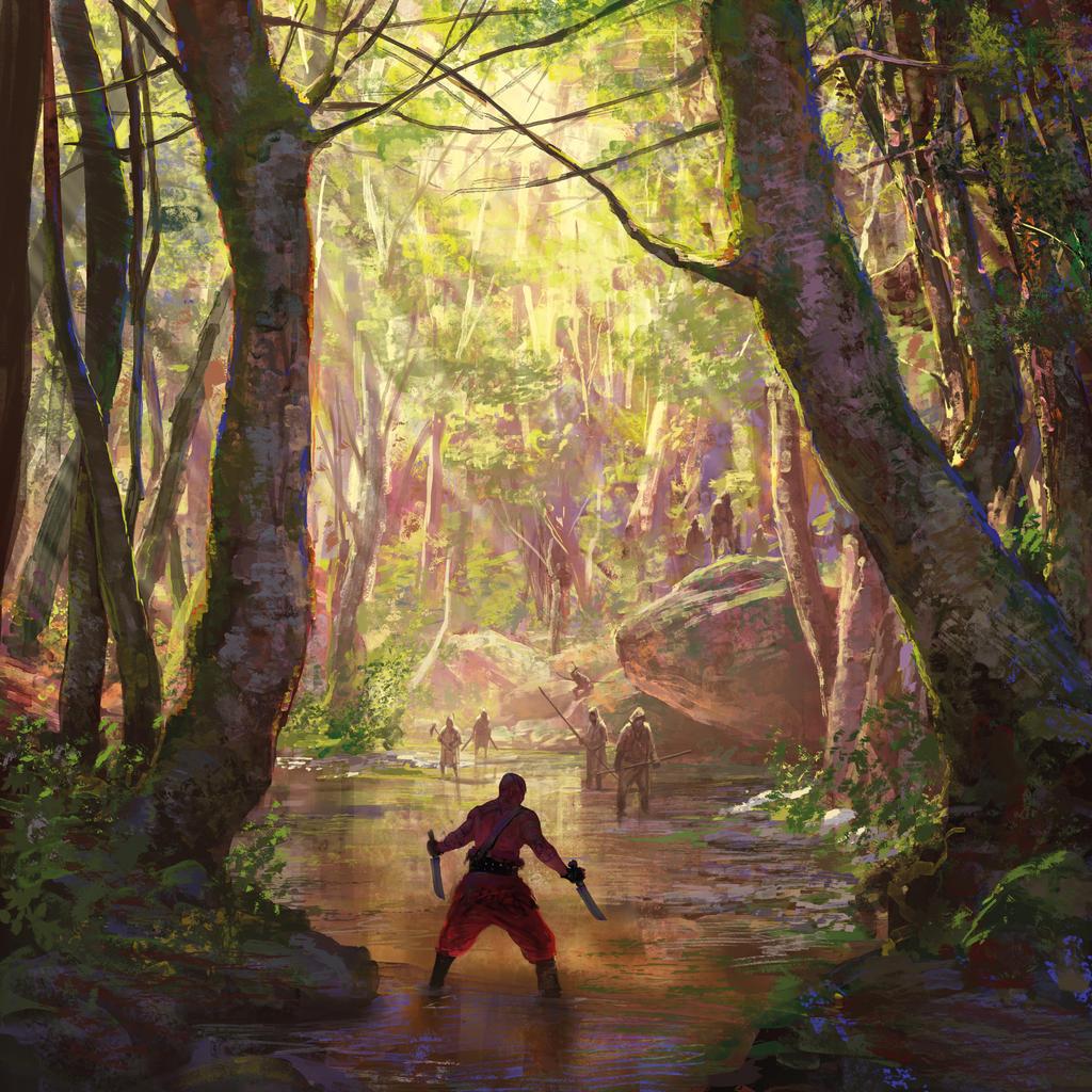 The hunt by MarcSimonetti