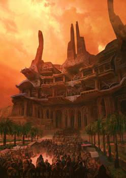The Temple of Alia