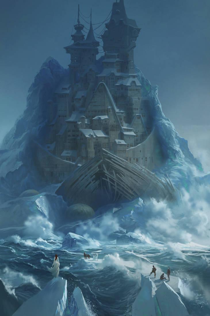 Memories of Ice by MarcSimonetti