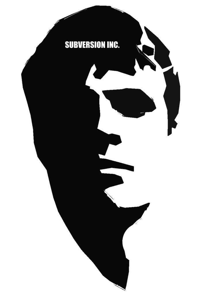 Subversion- Face Stencil by Subversion-Incorp on DeviantArt