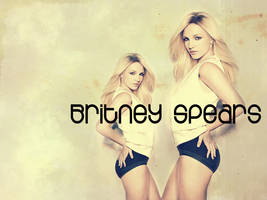 Britney Spears Wallpaper 3 by Caitie14