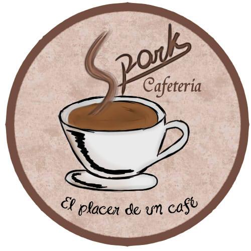 Spark Cafeteria Logo (Fake)