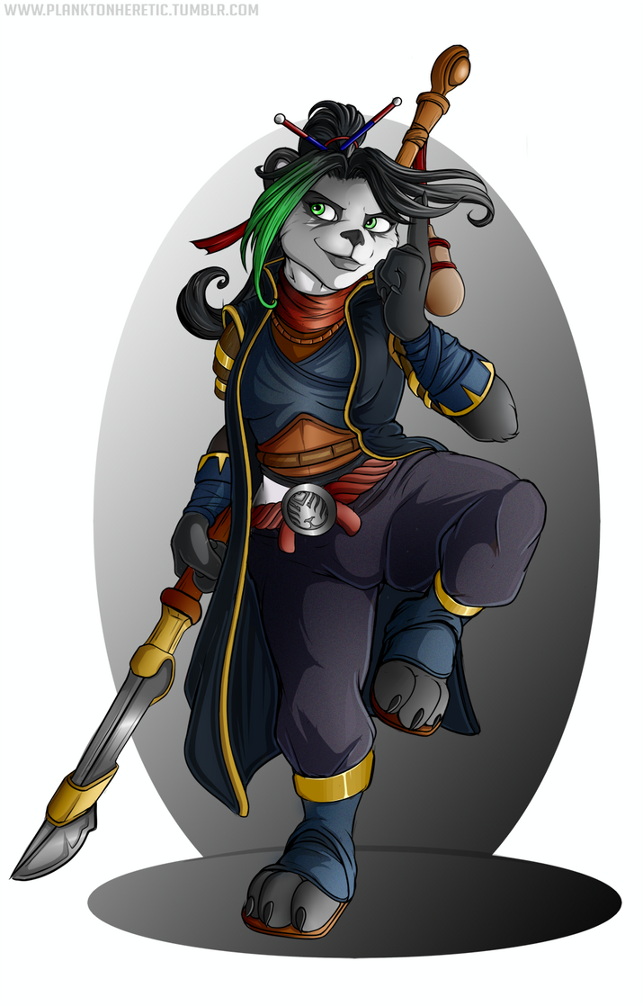 [COM] Jade Brewpaw by PlanktonHeretic