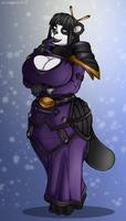 [COM] Pandaren in Purple