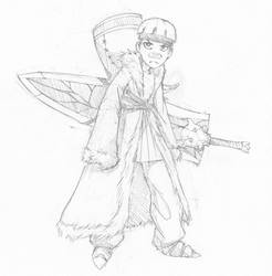 Berserker sketch