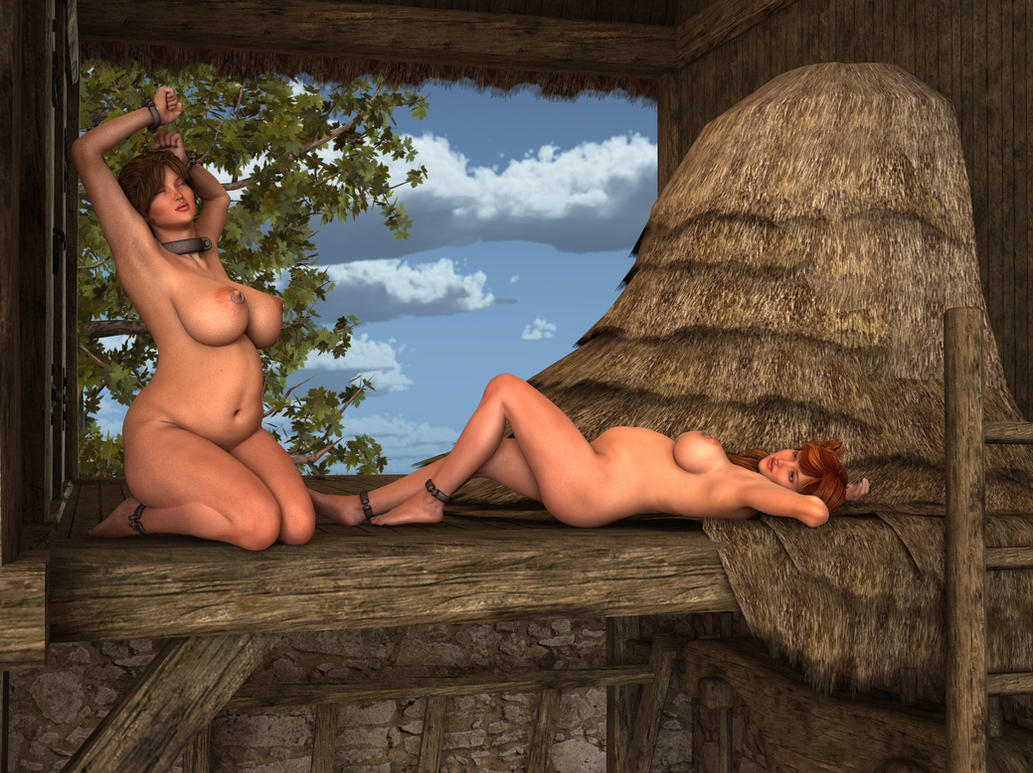 Breeding slave girls exposed woman