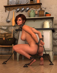 Sophie: Portrait of a Slave by crabbyoldman