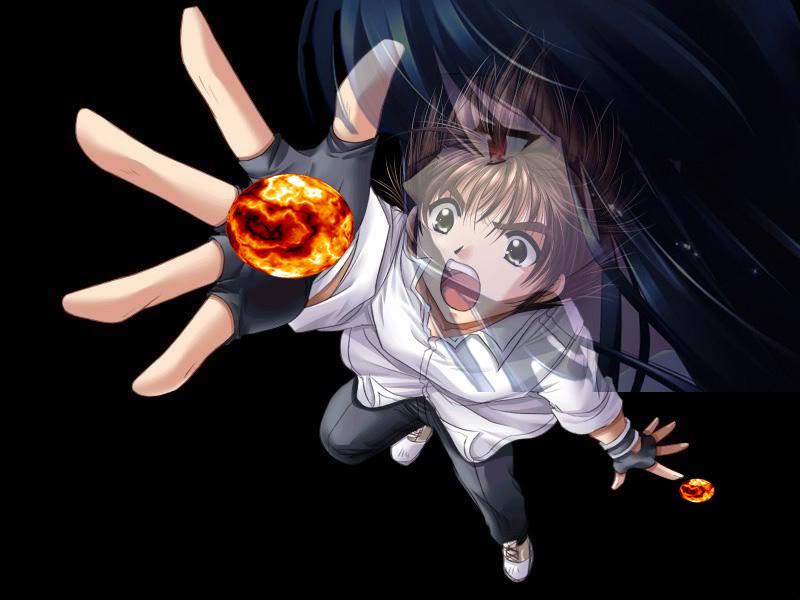 Wolf Boy Anime And Girl 47572 Loadtve