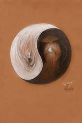 Yin-Yang by Tanathiel