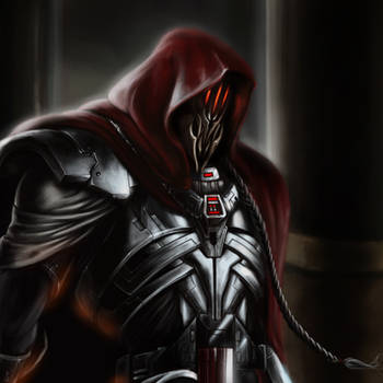 We will prevail Sith closeup by Tanathiel