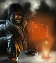 The Dealer by Tanathiel