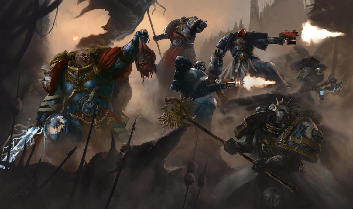 Strike Force Ultra by Tanathiel