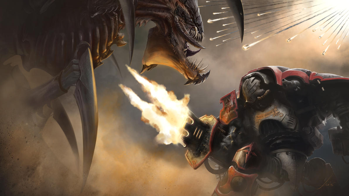 WH40k - Mors Imperator by Tanathiel