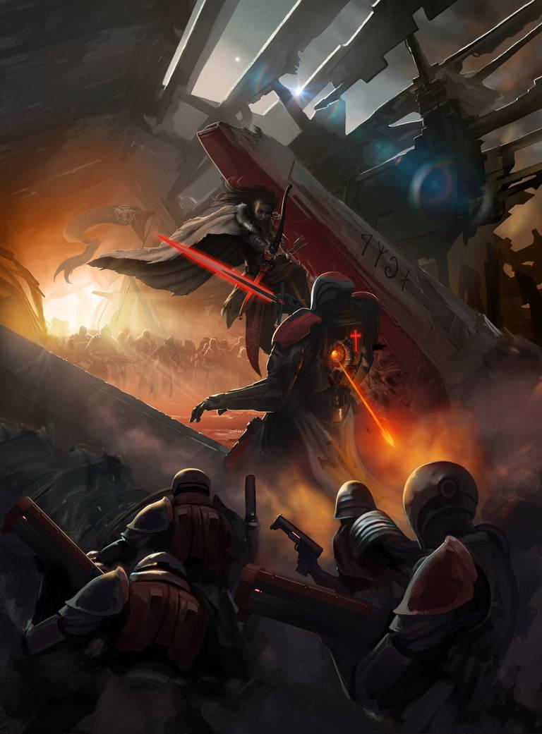 Blood Rise by Tanathiel