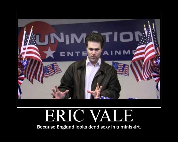 Eric Vale Motivational Poster by NajikaIce on DeviantArt