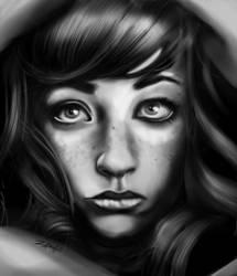 Girl by daelirium