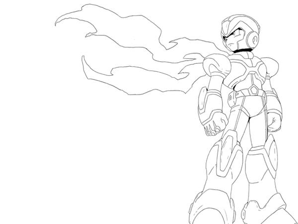 mega man coloring pages Megaman X Coloring Pages | Coloring Pages mega man coloring pages
