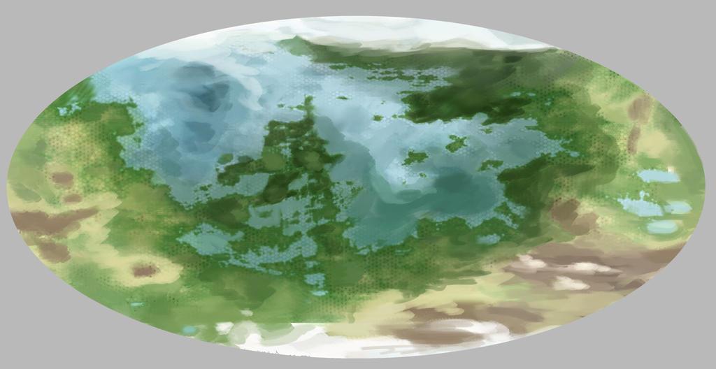 Toskal Land by Cybersix-Data7