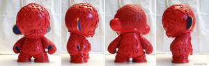 Munny: Chinese Lacquer Vase