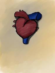 real heart by shorri