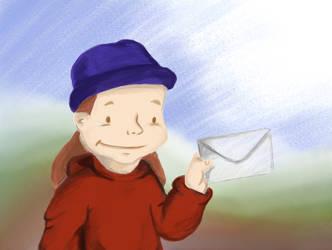 mail girl by shorri