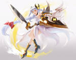 Puzzle and Dragons Valkyrie