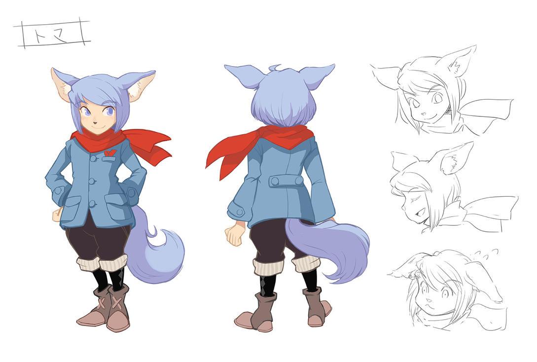 Thomas OriginalGame characters by kamipallet
