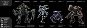 Robot Jox lineup