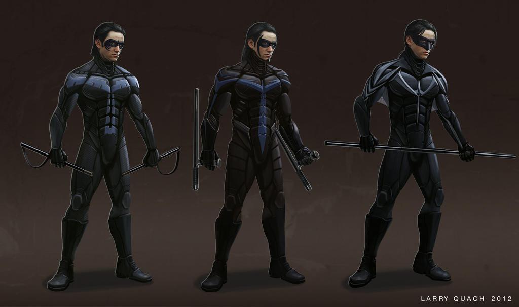 Nightwing Costumes