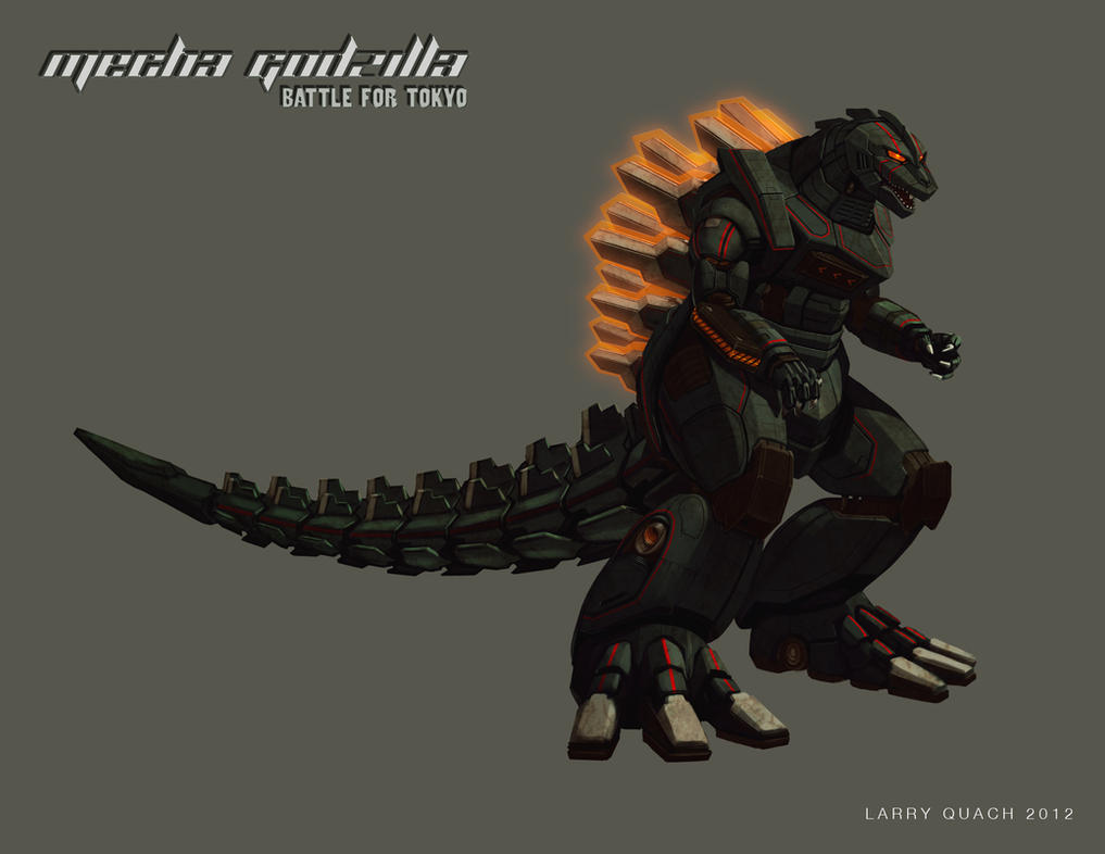 Mechagodzilla 5