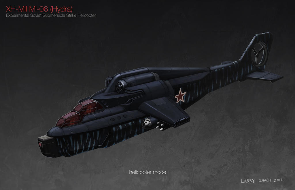 Russian-Copter-Sub-Mode by NoBackstreetboys