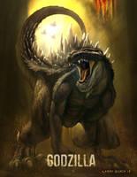Godzilla by NoBackstreetboys