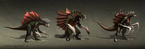 Gigan Mid Variations