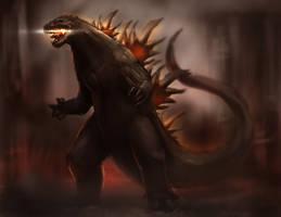 Godzilla Comic-Con by NoBackstreetboys